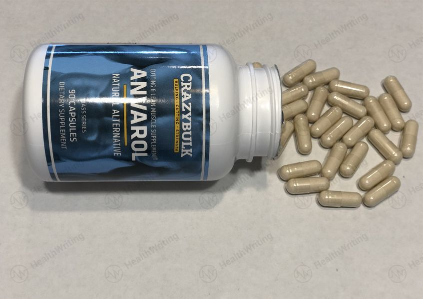 Crazy Bulk Anvarol Review
