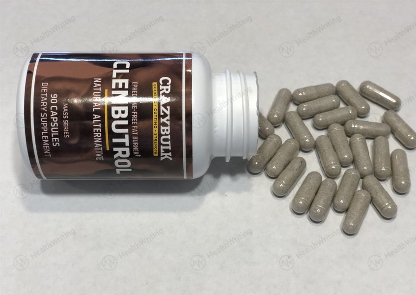 Crazy Bulk Clenbutrol Review