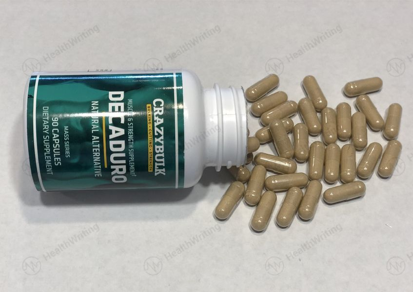 Crazy Bulk Decaduro Review