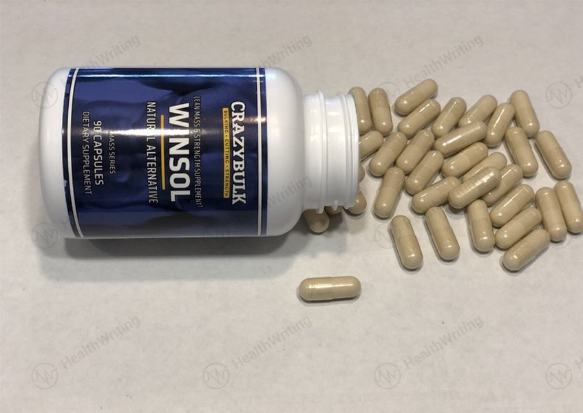 Crazy Bulk Winsol Review