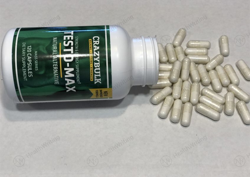 Crazybulk Testomax Review