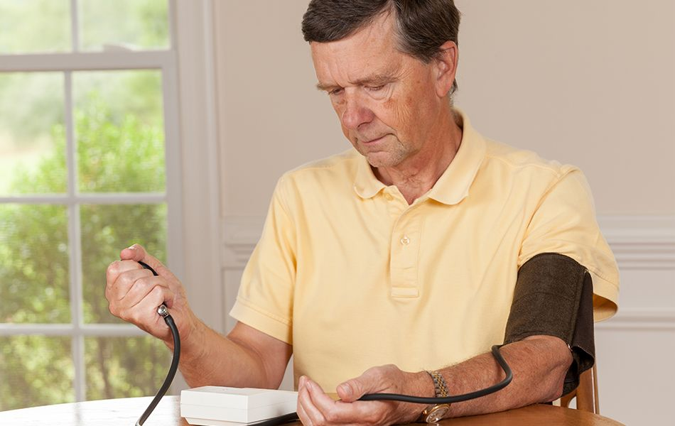 Test Blood Pressure At Home