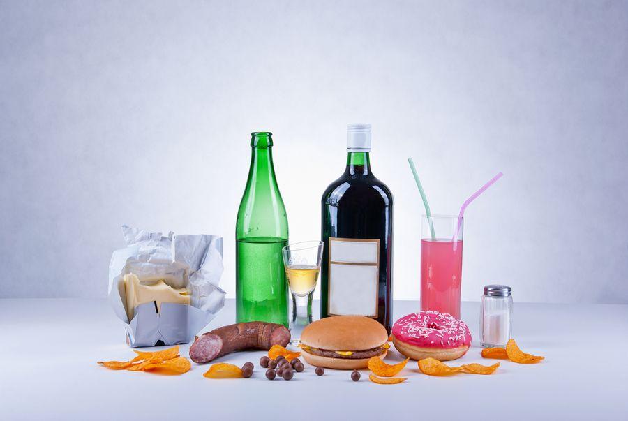 Foods That Kill Testosterone