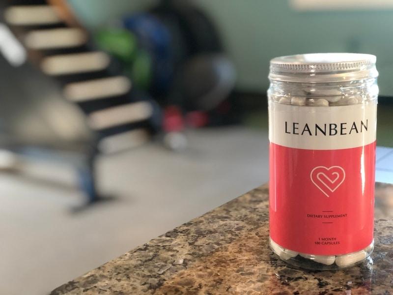 Lean bean bottle
