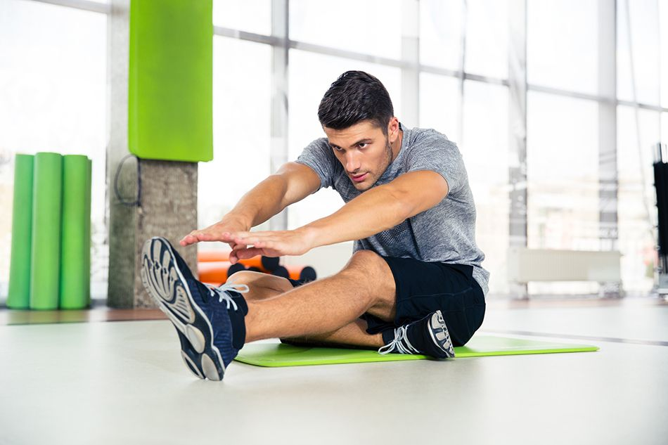 Stretching Improves Your Workouts